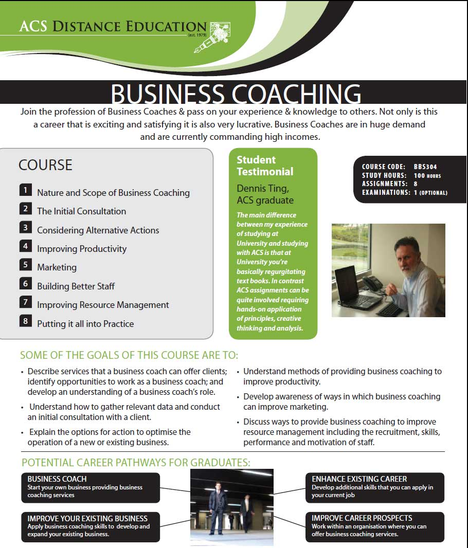 Results Oriented: Business Coaching